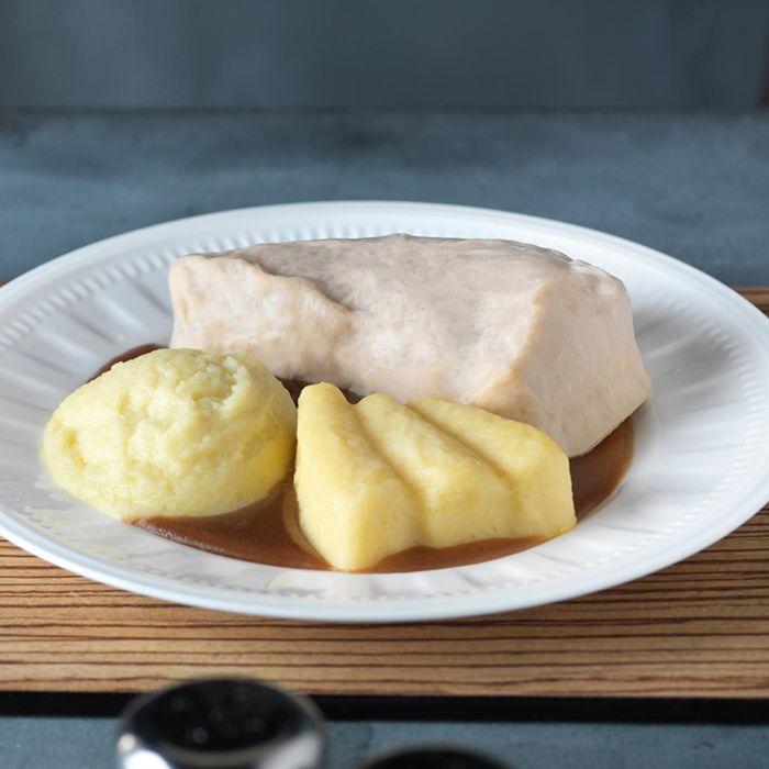 Mini Puréed Chicken Casserole