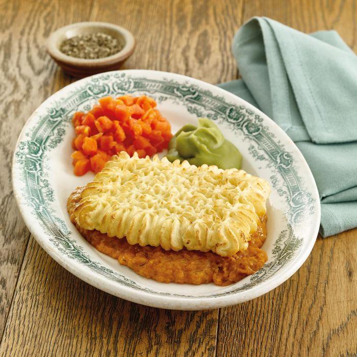 Fork Mashable Soft Vegetable Cottage Pie